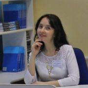 Оксана Николаевна Тупицына